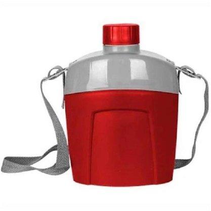 Cantil Aladdin Térmico Capacidade 1 Litro Cor Vermelha - 403