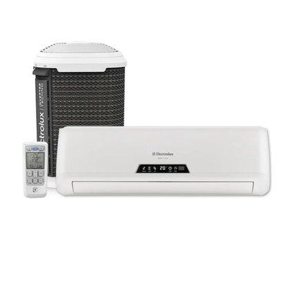 Central Ar Split Electrolux Inverter 9.000 Btus (Qi09f/qe09f) - Branco 220v