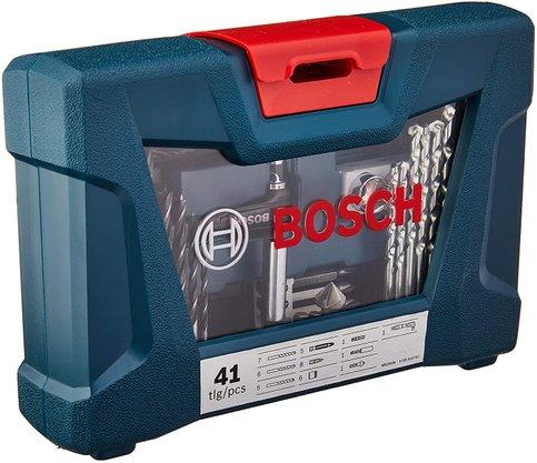 Kit Ferramentas Bosch V-line 41 Peças - Com maleta