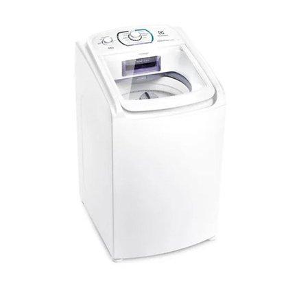 Lavadora de Roupas Electrolux Essencial Care LES11 - Top Load 11kg 10 Programas de Lavagem - Branca 220v/60hz