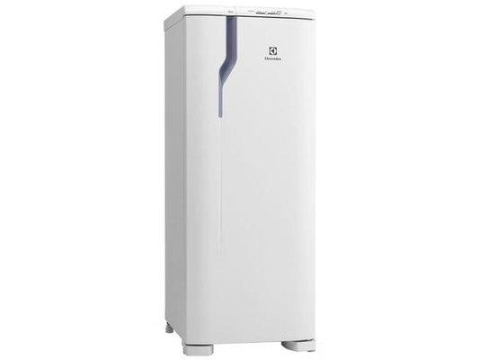 Refrigerador Electrolux RE31 240 Litros Degelo Autolimpante - Cor Branco 220v