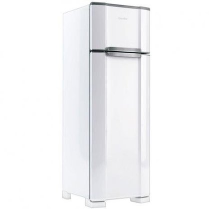 Refrigerador Esmaltec Duplex 306 Litros Degelo Fácil RCD38 - Branco 220v
