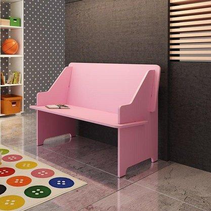 Sofazinho Tcil Twister Quartzo - Rosa/quartzo